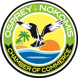 Osprey Chamber of Commerce Logo