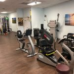 Physical Therapy Equipments-Front View